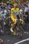 Alberto Contador Lider Tour 2009