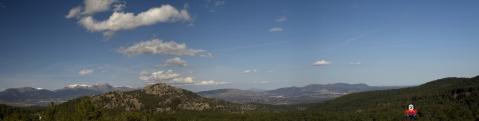 Panoramica Valle de los Caidos